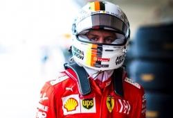 """Vettel pierde la pole por 12 milésimas: """"Creía que teníamos algo más de velocidad"""""""