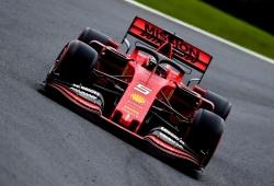 """Vettel, preocupado por la tanda larga de Mercedes: """"En carrera será complicado"""""""