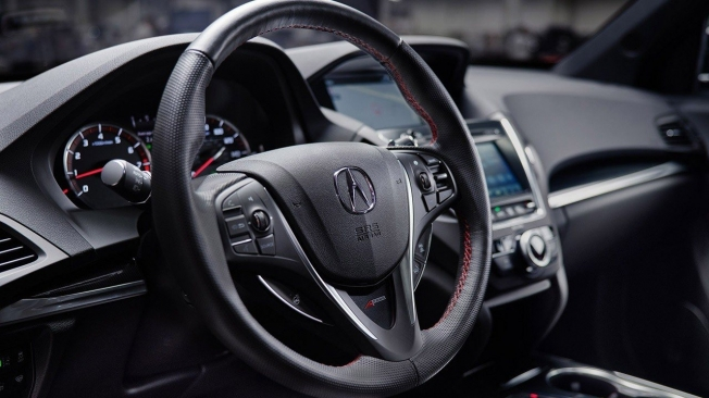 Acura MDX PMC Edition - interior