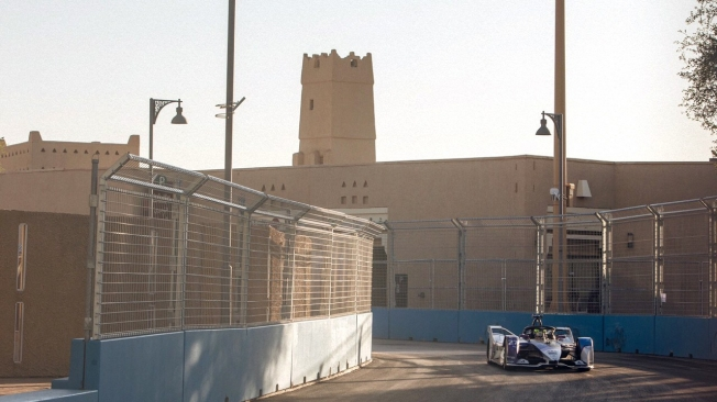 Alex Sims logra la primera pole de la 'Season Six' de la Fórmula E