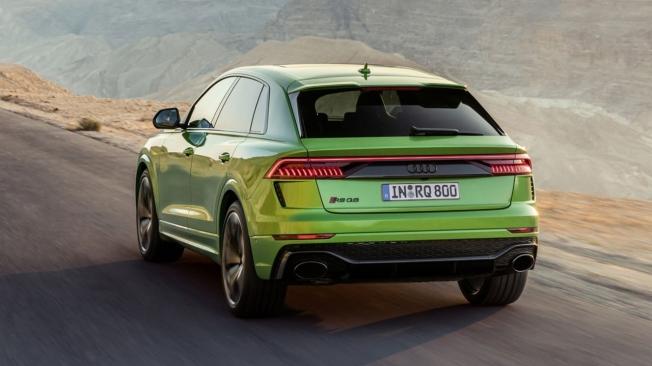 Audi RS Q8 - posterior