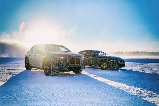 BMW iNEXT y BMW i4