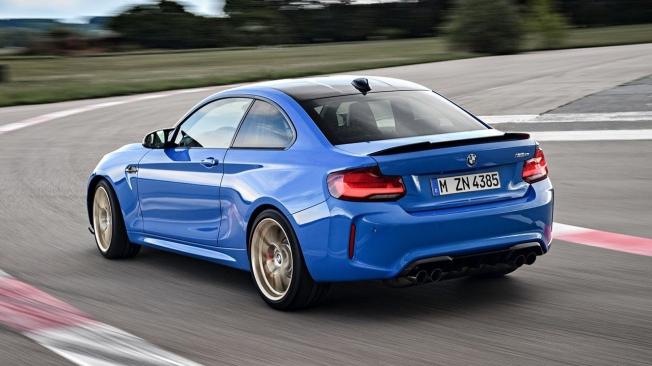 BMW M2 CS - posterior