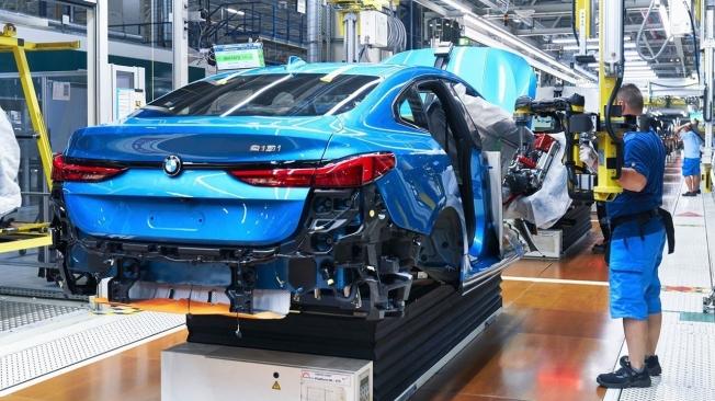 Producción del BMW Serie 2 Gran Coupé