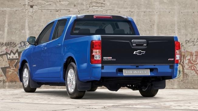 Chevrolet Colorado RS Edition - posterior