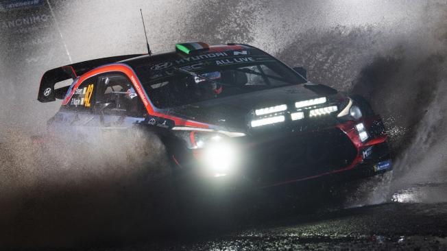 Craig Breen pilotará el Hyundai de Andreas Mikkelsen en Australia