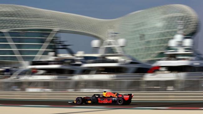 En directo los entrenamientos libres 1 del GP de Abu Dhabi de F1 2019