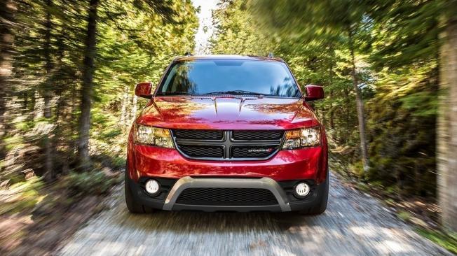 Dodge Journey - frontal