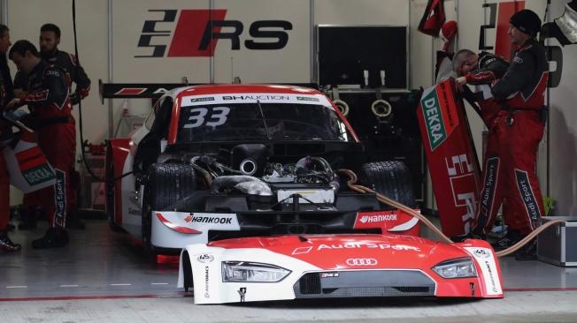 El DTM rechazó el concepto de motor común propuesto por Audi