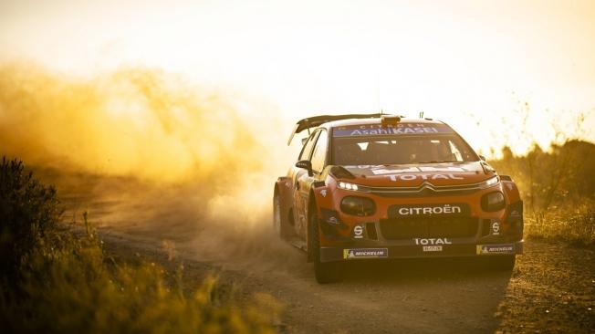 Fin de temporada amargo para Citroën Racing en el Rally de Australia