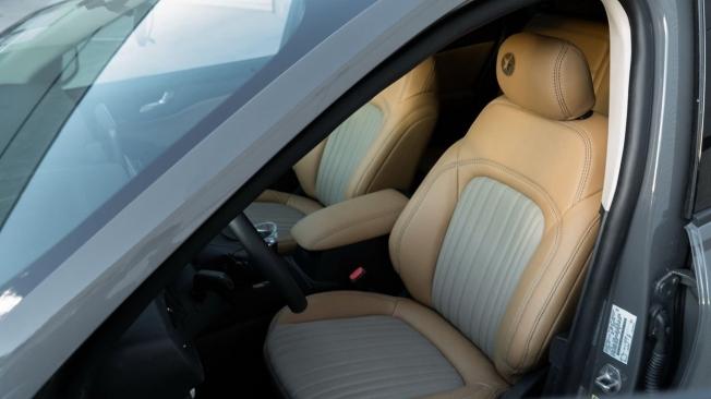 Ford Urban Escape - interior