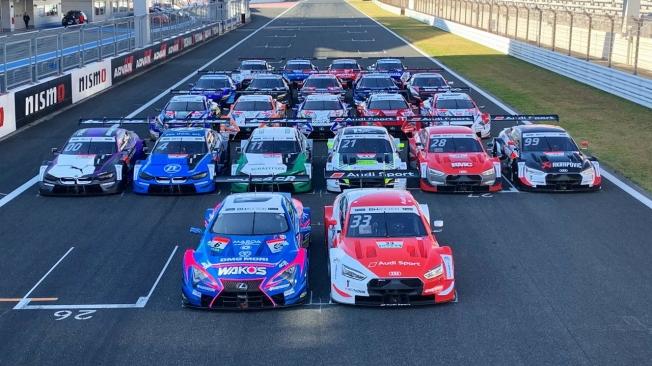 Hirakawa y Makino dominan los dos test previos a la 'Dream Race'