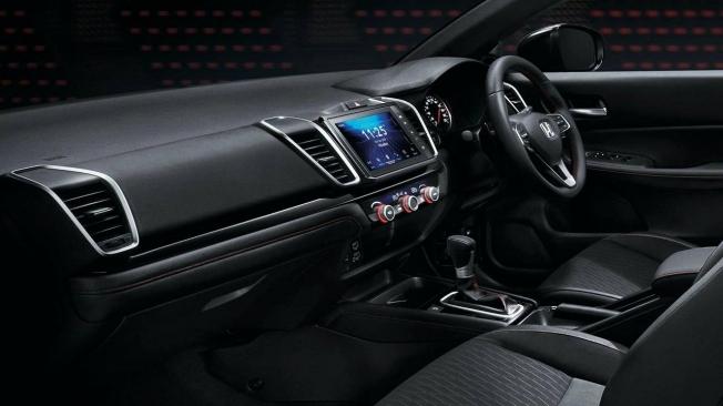 Honda City 2020 - interior