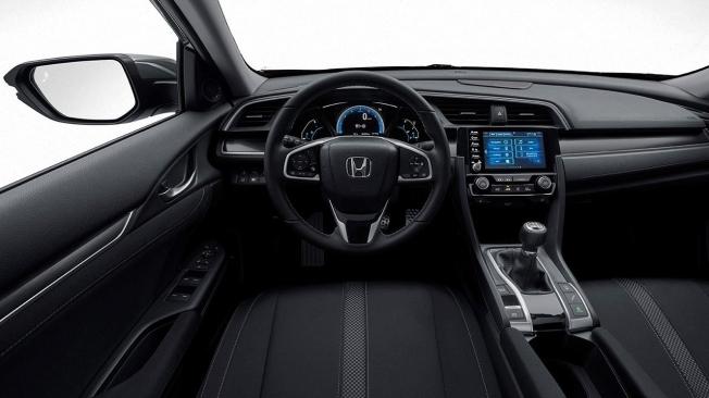 Honda Civic 2020 - interior