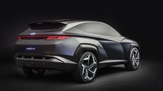 Hyundai Vision T Concept - posterior