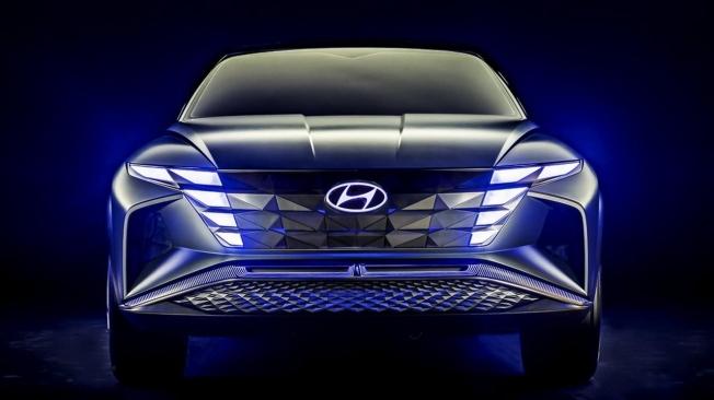 Hyundai Vision T Concept - frontal