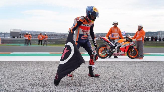 Jorge Lorenzo se despide de MotoGP a lo grande por dos motivos