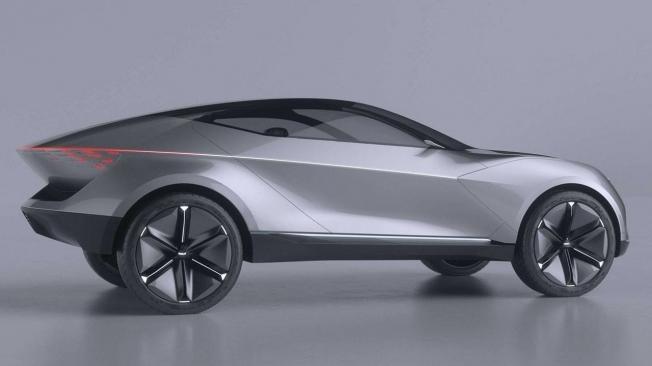 Kia Futuron Concept - posterior