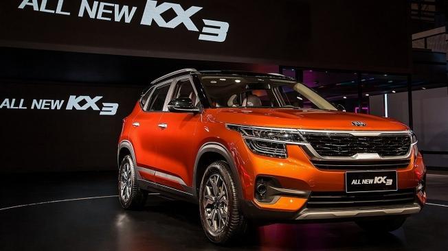 Kia KX3 2020