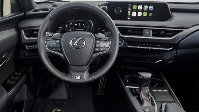 Lexus UX 250h Tennis Cup Edition - interior