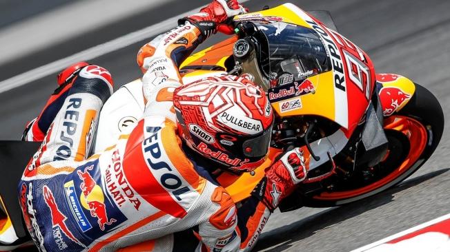 Marc Márquez consigue el récord de puntos en una temporada de MotoGP