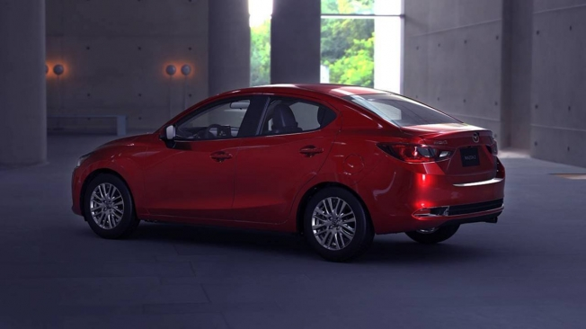 Mazda2 Sedán 2020 - posterior