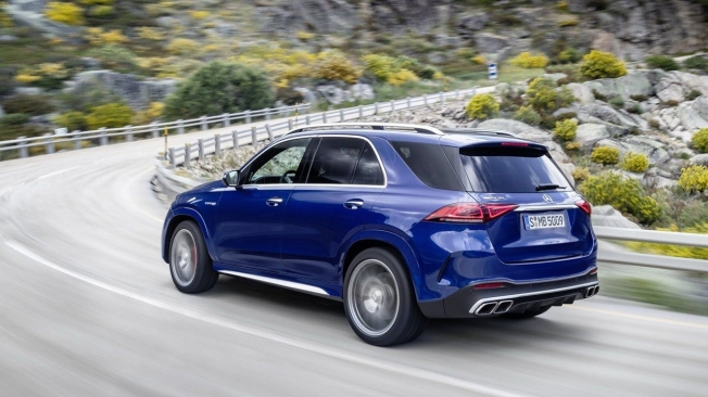Mercedes-AMG GLE 63 4MATIC+ 2020 - posterior