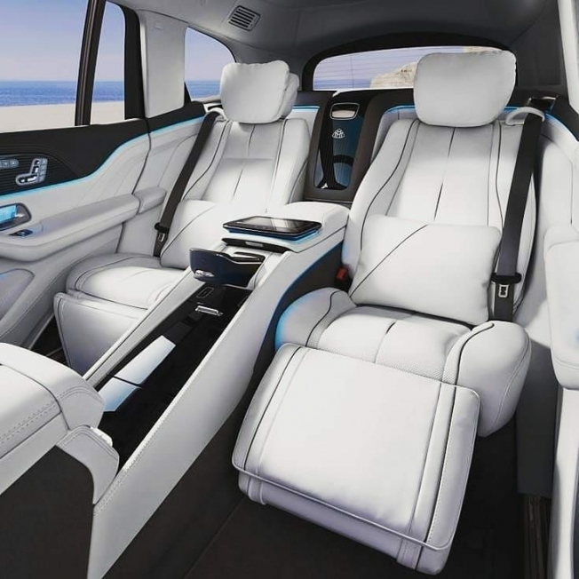 Una filtración desvela el nuevo Mercedes-Maybach GLS 2020 - Motor.es