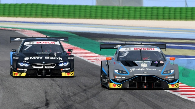 ¿Es el motor BMW el único recurso de R-Motorsport en el DTM?
