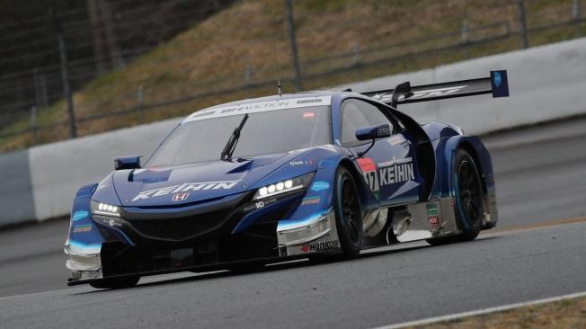 Nick Cassidy gana para Lexus la primera carrera de la 'Dream Race'