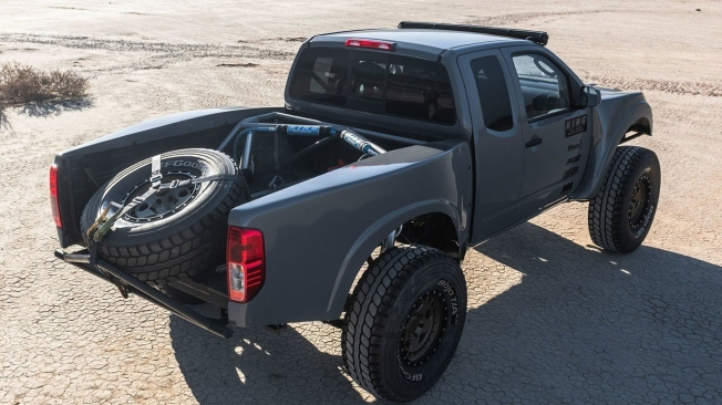 Nissan Frontier Desert Runner Concept - posterior