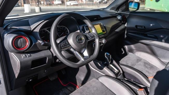 Nissan Kicks Street Sport Concept - interior