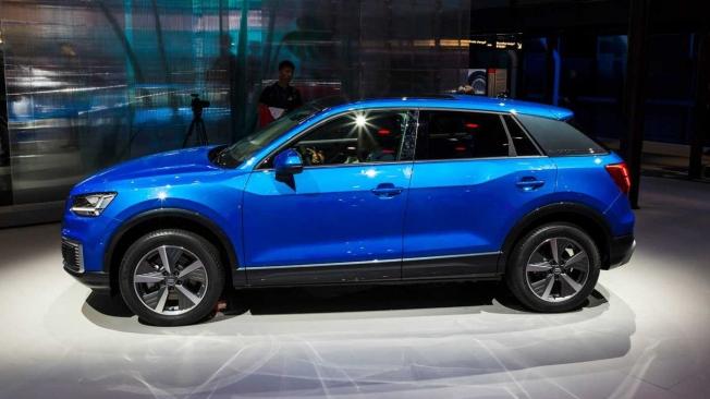 El nuevo Audi Q2 L e-tron ya está a la venta en China