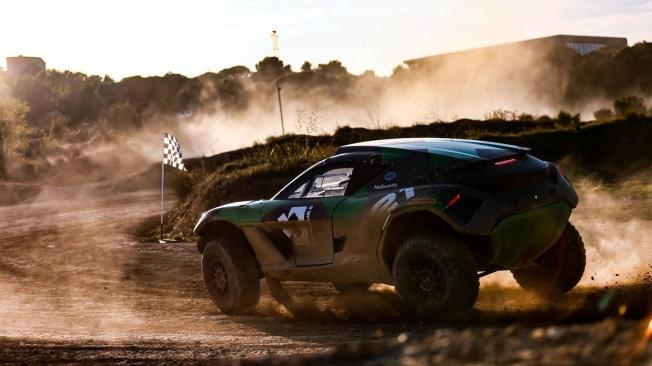 El Oddysey 21 de Extreme E participará de manera puntual en el Dakar 2020