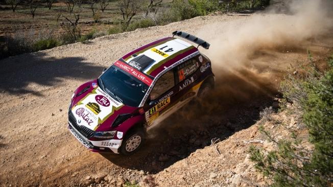 El francés Pierre-Louis Loubet conquista el título de WRC2