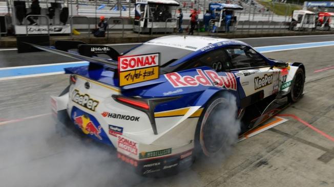 Los pilotos del Súper GT también ganan la 'Dream Race' a los puntos