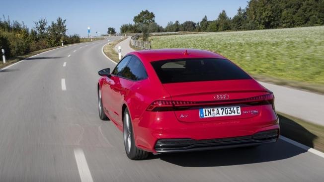 Audi A7 Sportback 55 TFSI e quattro - posterior