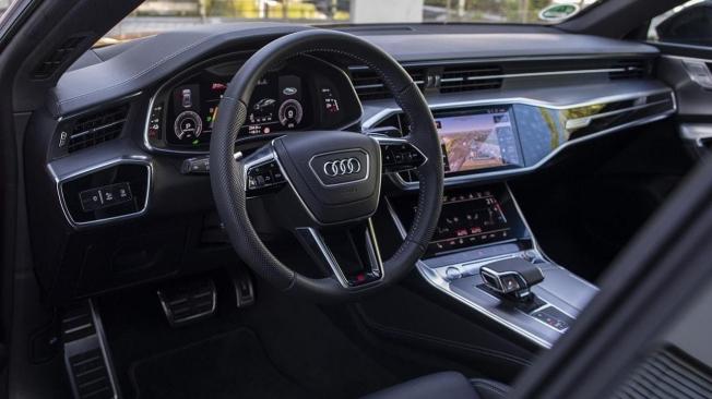 Audi A7 Sportback 55 TFSI e quattro - interior