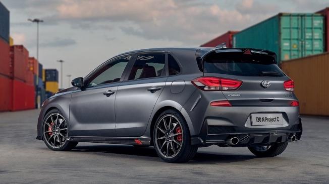 Hyundai i30 N Project C - posterior