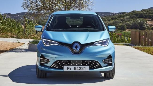 Renault ZOE 2020 - frontal