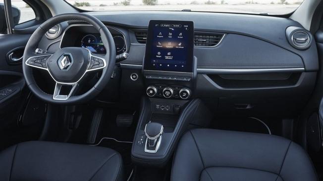 Renault ZOE 2020 - interior
