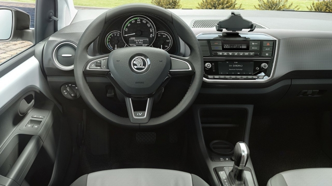 Skoda Citigoe iV - interior