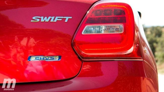 Suzuki SHVS