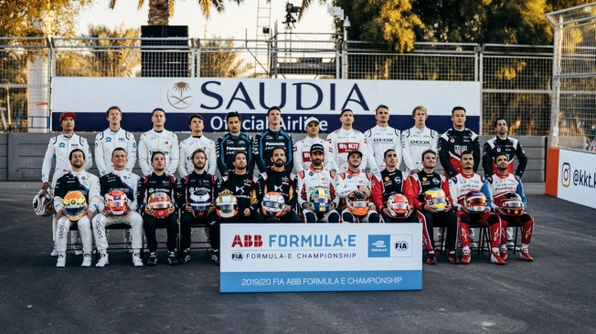 Previo y horarios del ePrix de Ad-Diriyah de la Fórmula E 2019-20