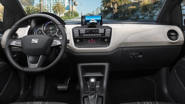 SEAT Mii electric - interior