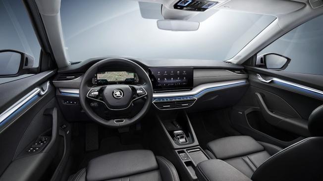 Skoda Octavia iV - interior