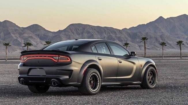 Dodge Charger preparado por SpeedKore