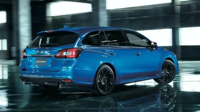 Subaru Levorg V-Sport Edition - posterior