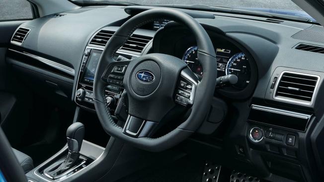 Subaru Levorg V-Sport Edition - interior