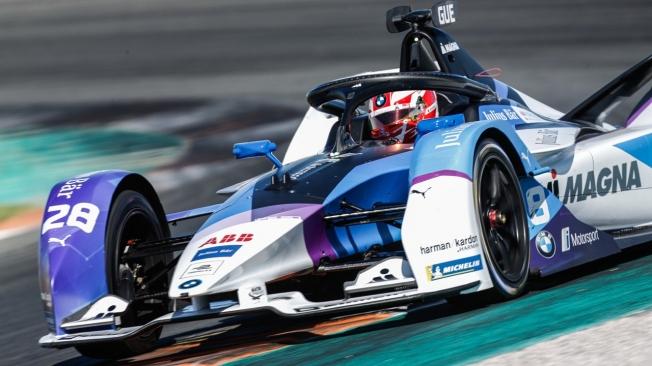 Terminan los test privados de pretemporada en la Fórmula E